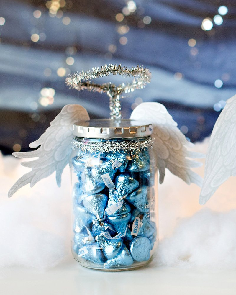 Homemade Holiday Gift Jar Idea