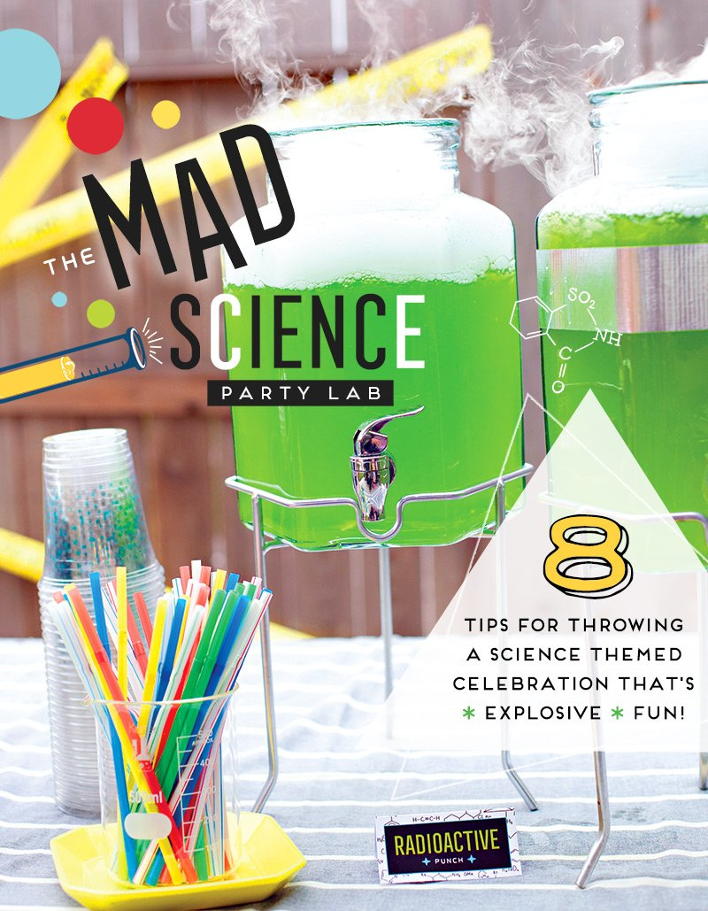 Mad Science Birthday Party Ideas - 8+ Tips