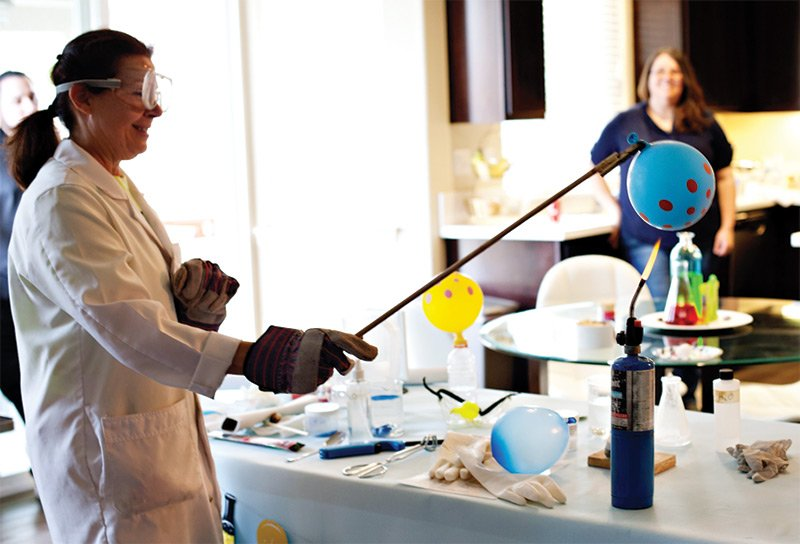 Mad Science Sacramento Party Entertainers