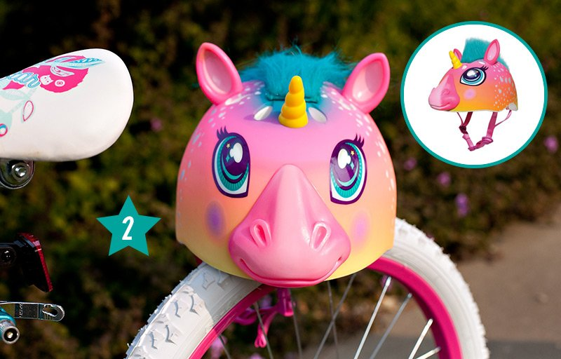 Unicorn Bike Helmet Gift Idea