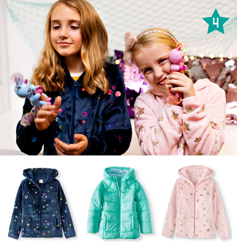 Wonder Nation Jackets for Girls