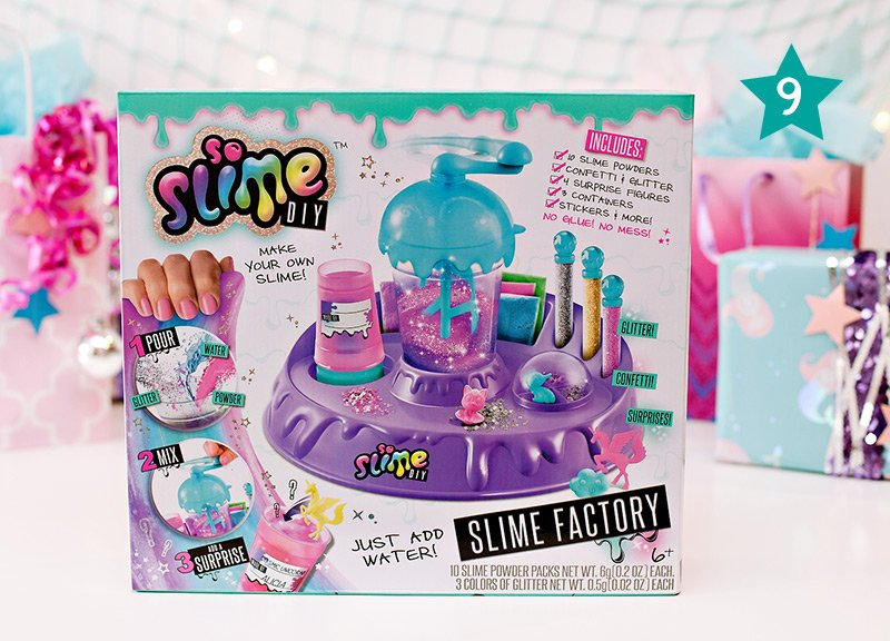 DIY Slime Kit for Girls
