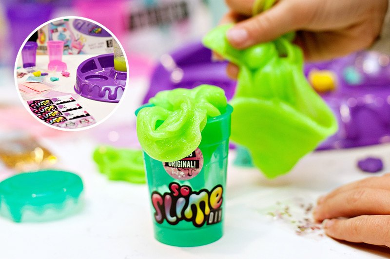 DIY Slime Factory Kit