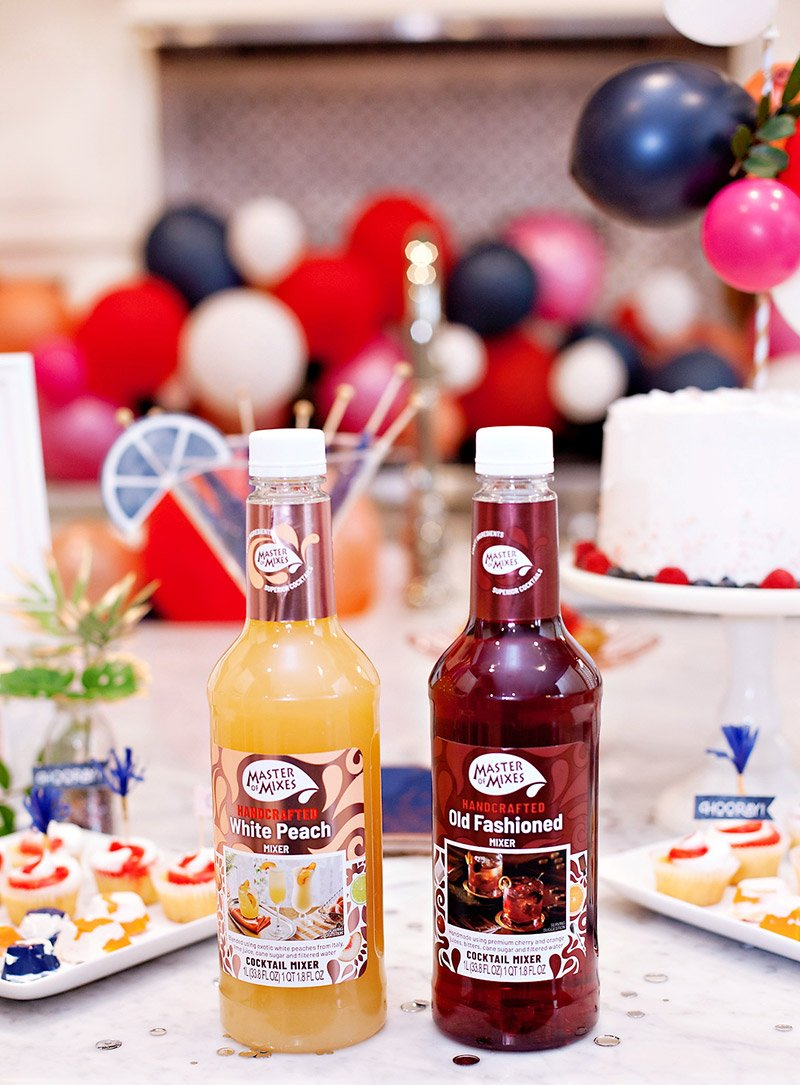 Master of Mixes Cocktail Party Ideas