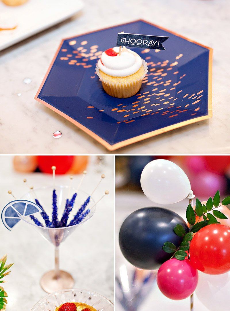 Cocktail Party Dessert Ideas