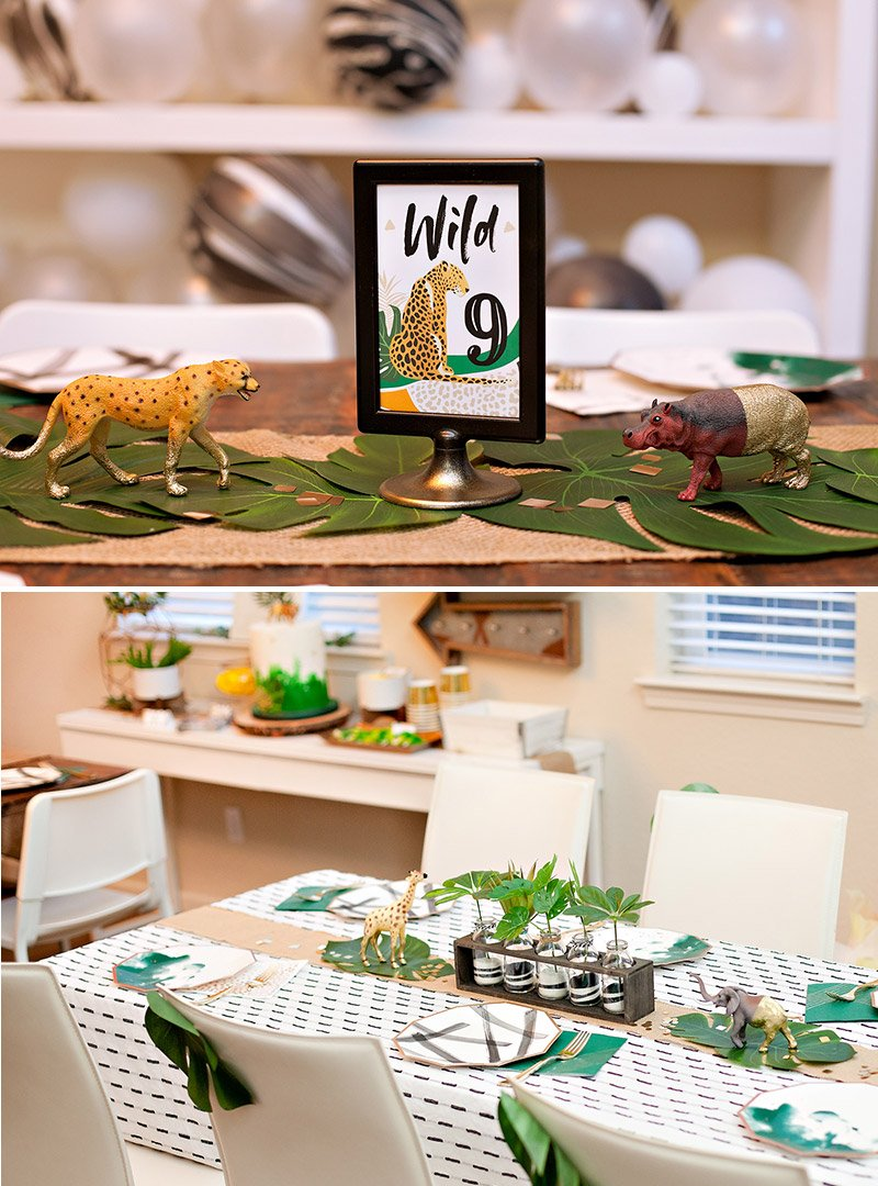 Wild Animal Party Ideas