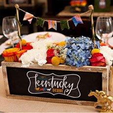 Kentucky Derby Garden Party