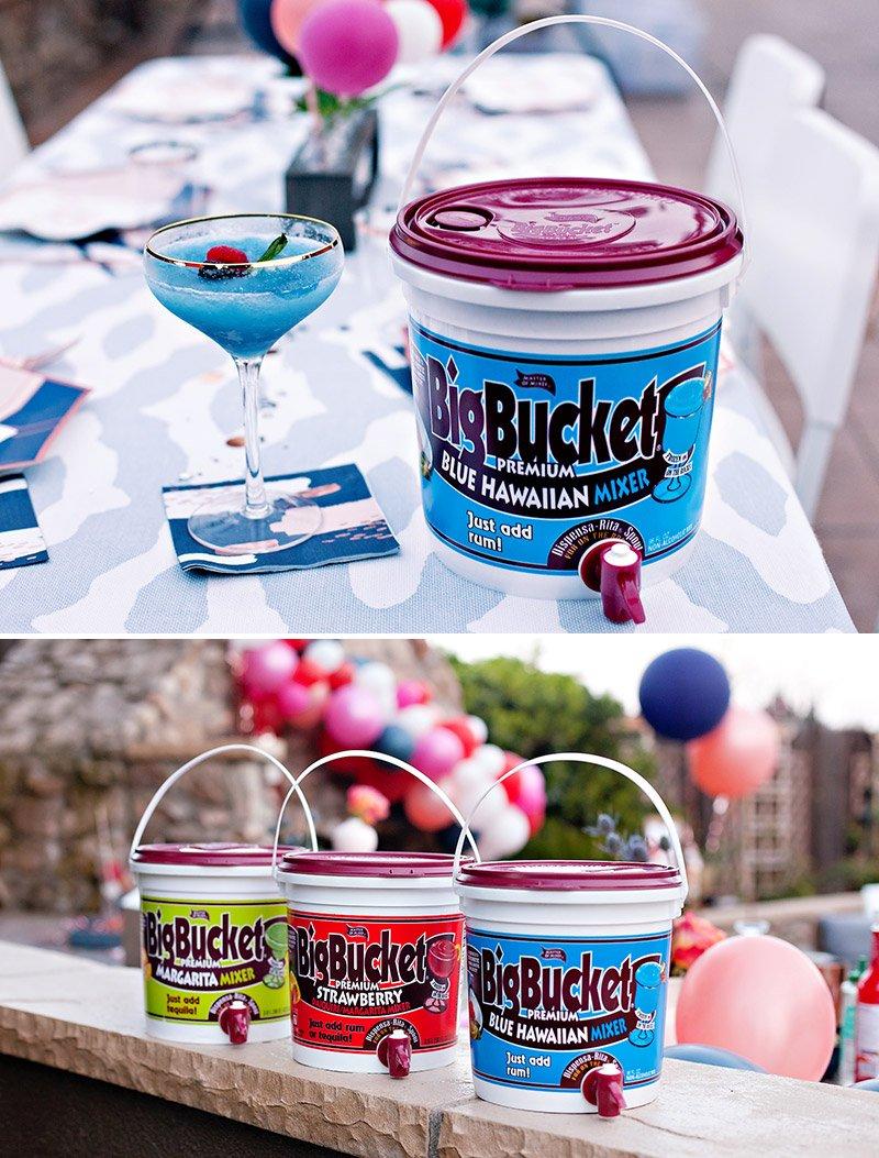 Master of Mixes Big Buckets