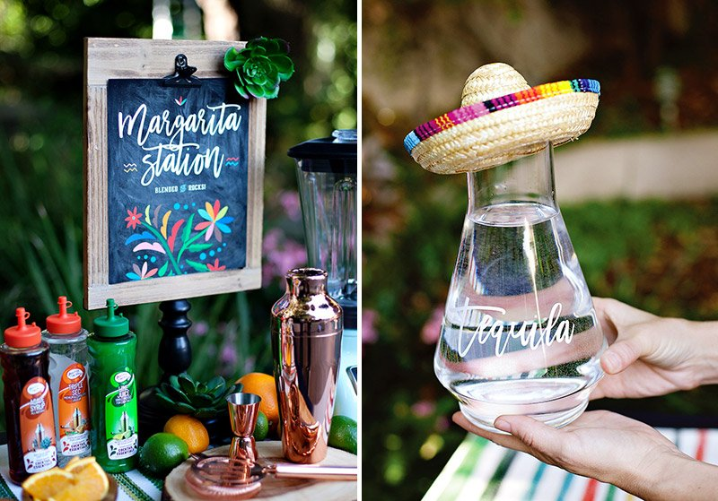 Festive Margarita Station Ideas and Tips