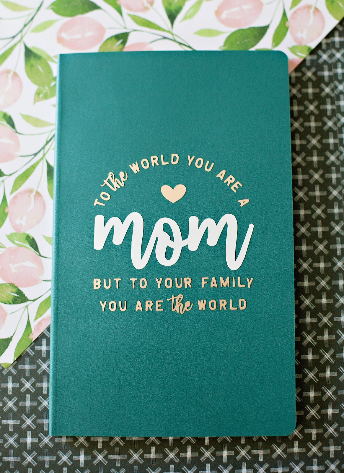 mom quote gift DIY