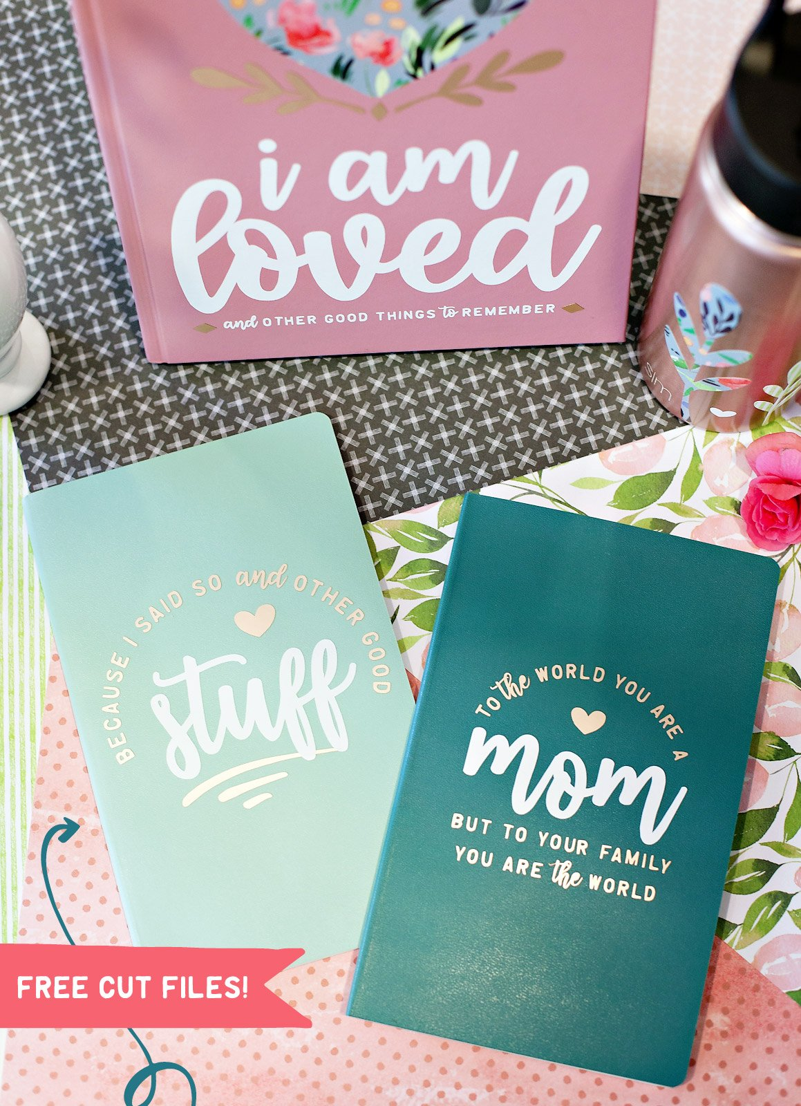 Mother's Day Gift Cut Files - Quotes