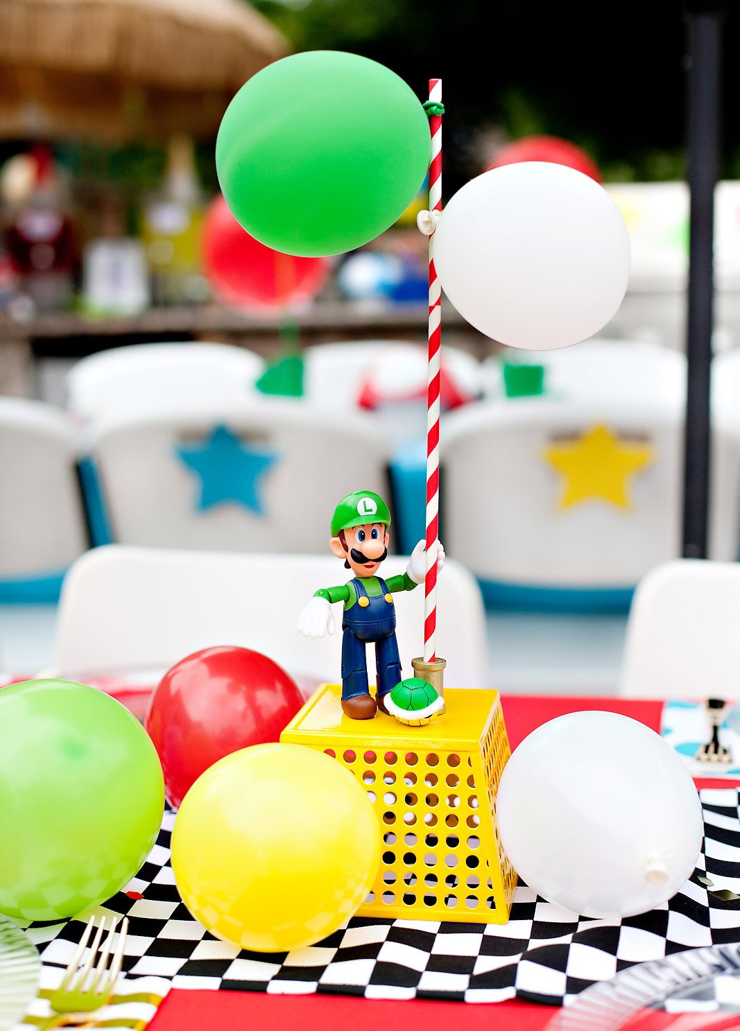Super Mario Party Centerpiece