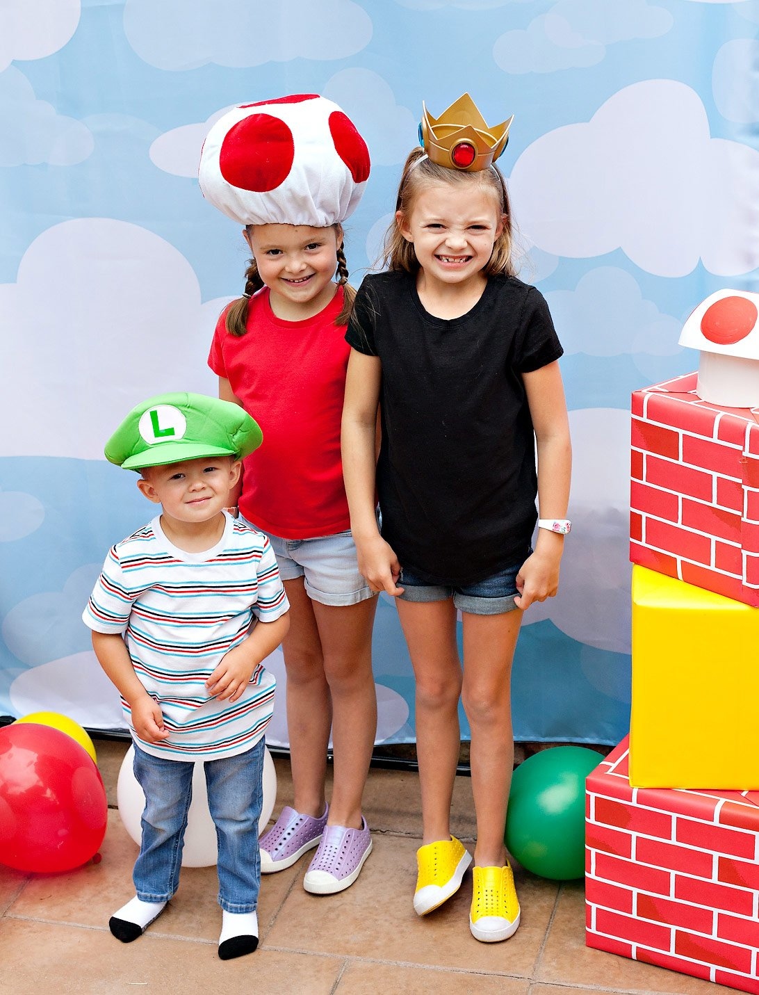 Super Mario Inspired Party Fun! 12 Creative Ideas (Part 2)
