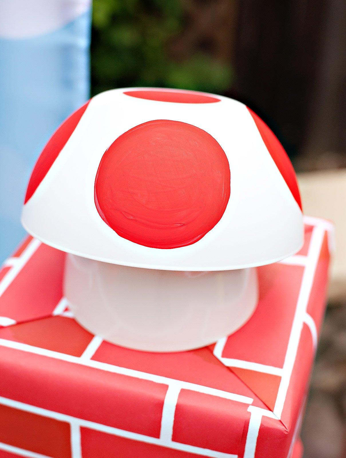 DIY Super Mario Super Mushroom