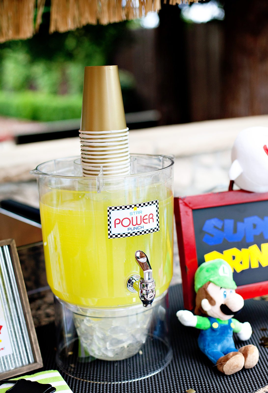 Star Power Punch - Party Drink