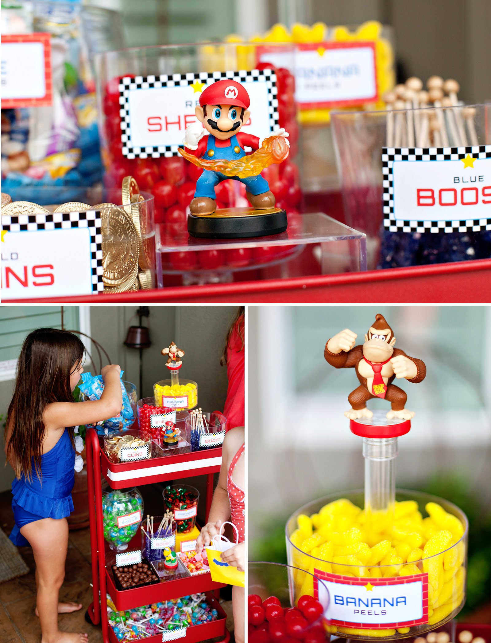 Super Mario Party Treats