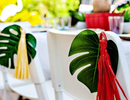 10 Creative Ideas for Your Tropical Summer Bash (Part 2)