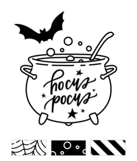 Witch Halloween Party Printables