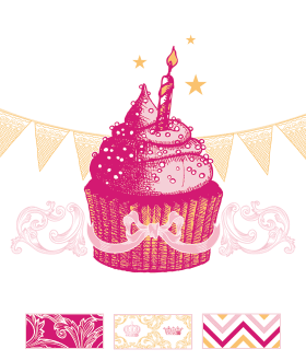Royal Birthday Girl Party Theme