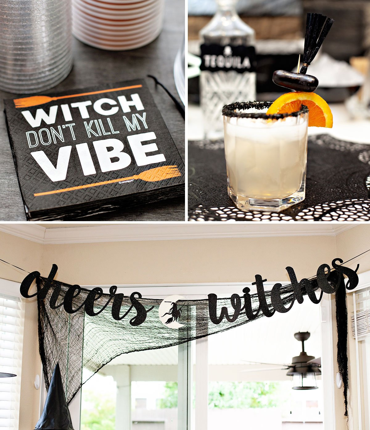 Witch Cocktail Party Ideas