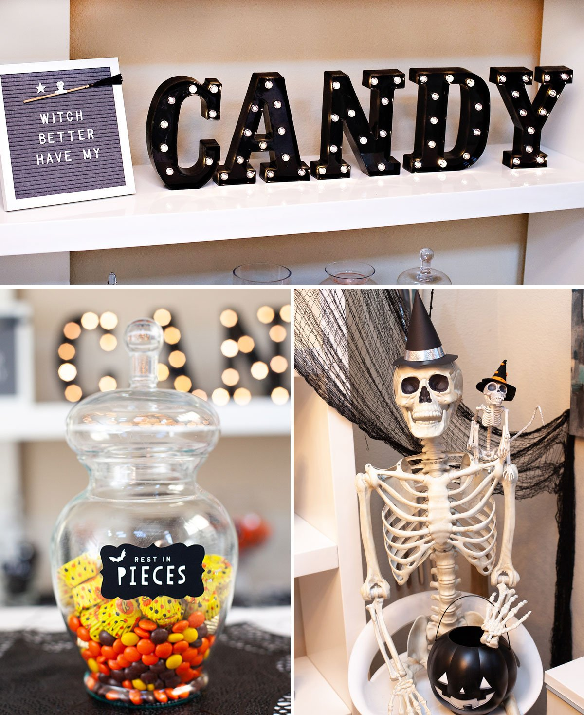 Witch Better Have My Candy Halloween Decoration