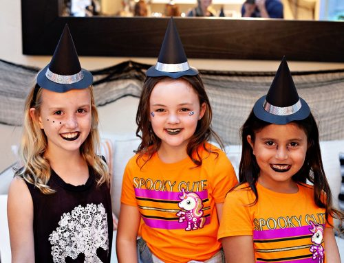 Modern Witch Party Activity: Dress-Up Station