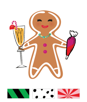 Gingerbread Party Printables