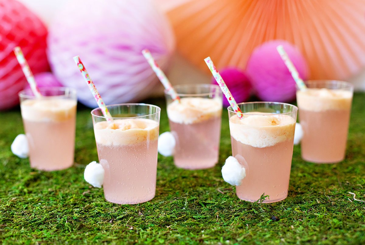 Easter Bunny Party Punch
