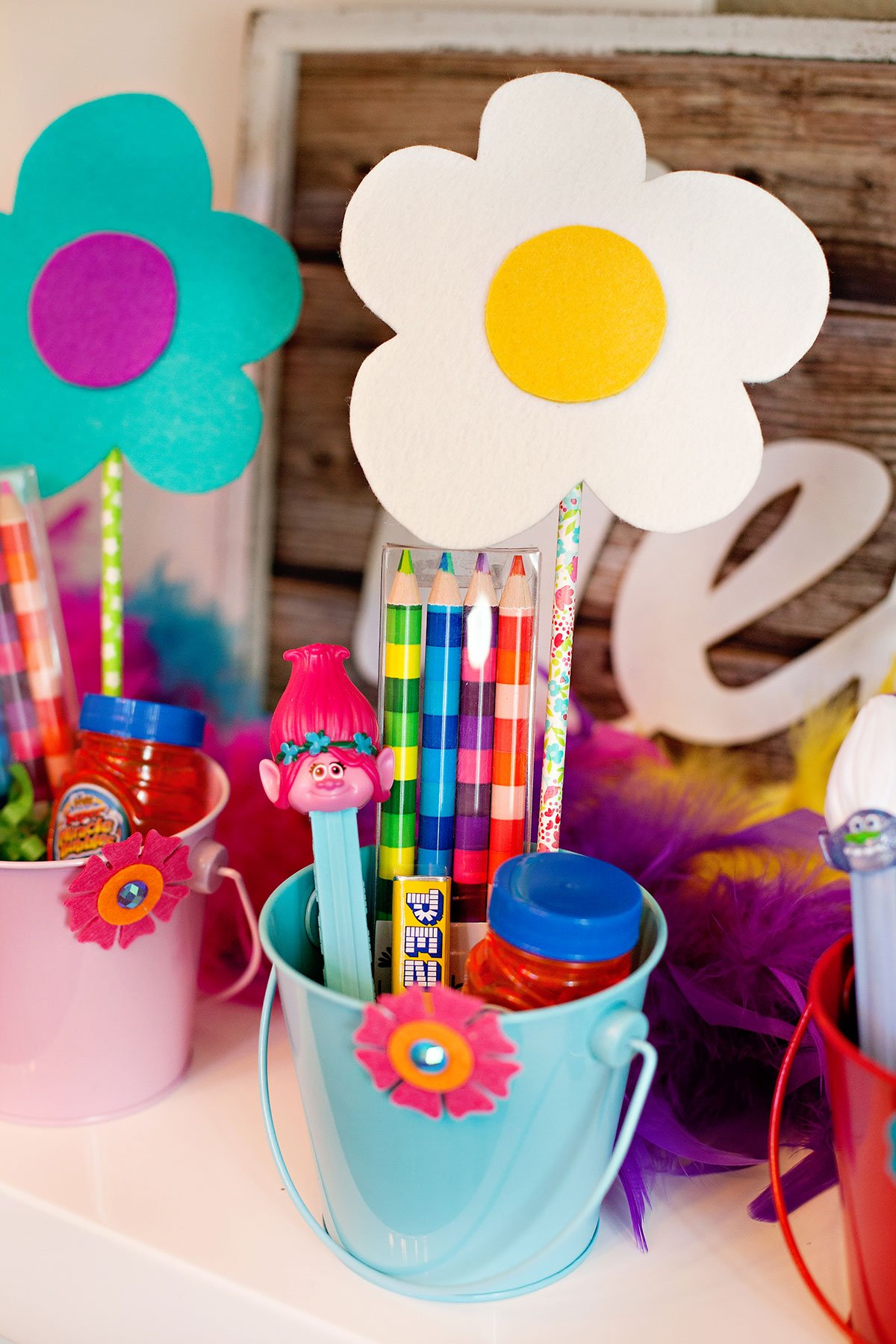 Trolls Birthday Party Ideas 13