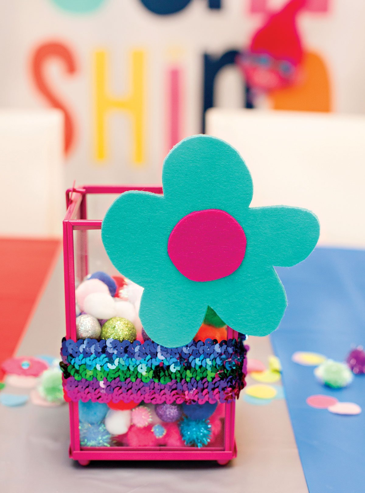 Trolls Birthday Party Ideas 7