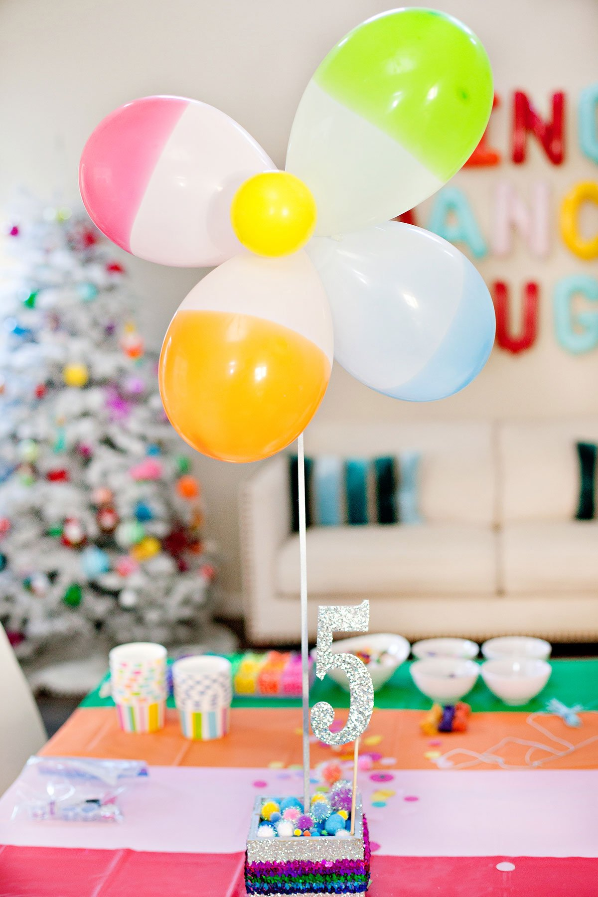 Trolls Birthday Party Ideas 8