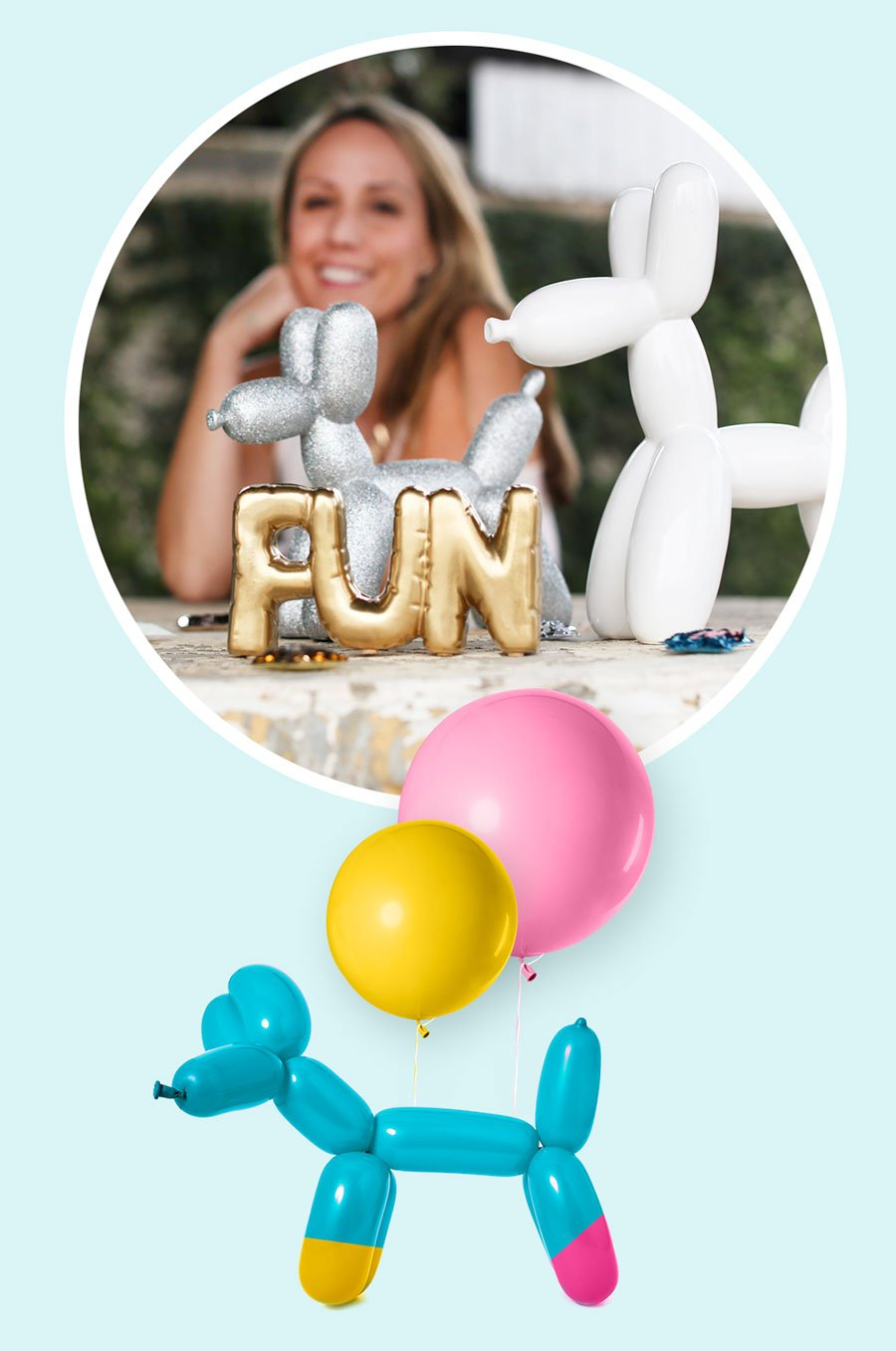 Balloon Dogs