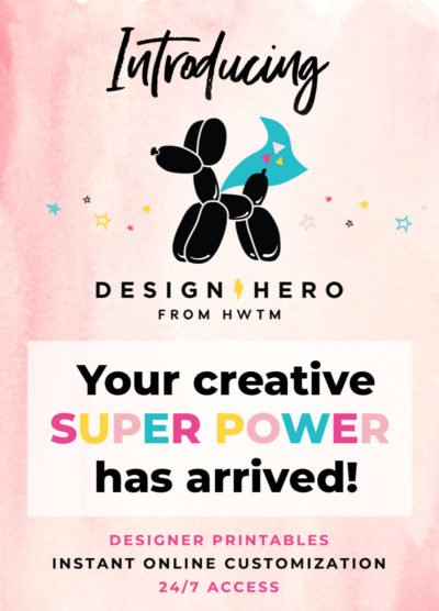 Design Hero by HWTM
