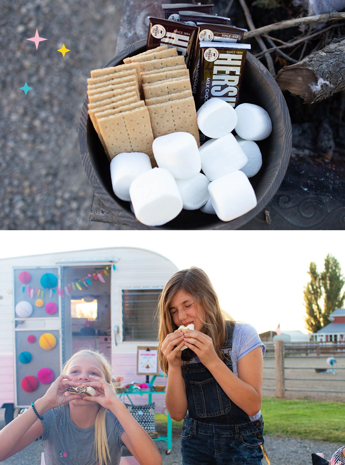 girls camping party ideas 8 – Activity Craft Holidays, Kids, Tips