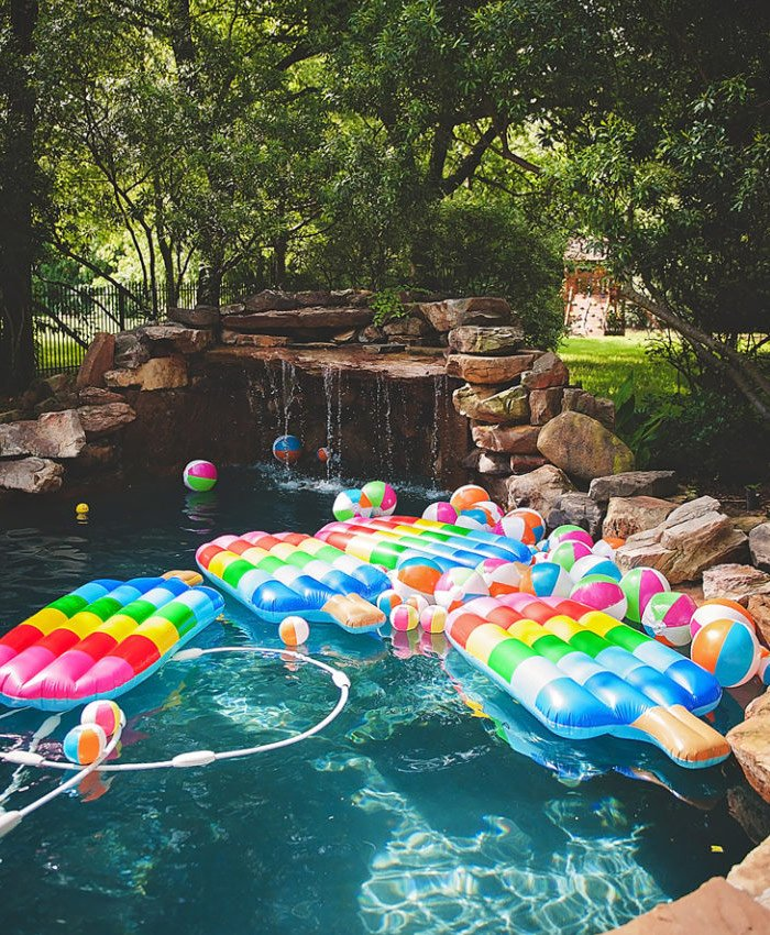 popsicle party pool floats