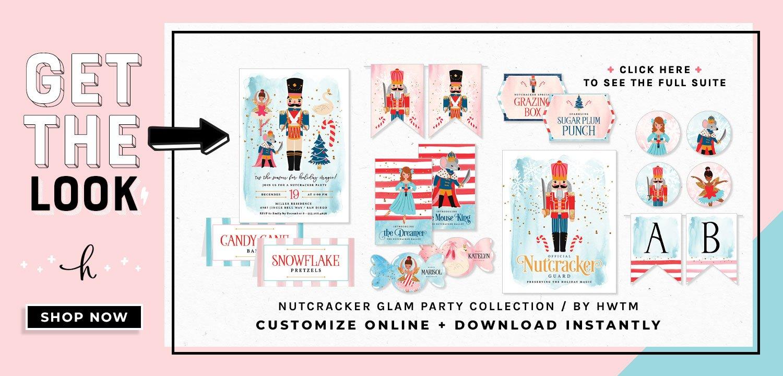 Nutcracker Glam Holiday Party
