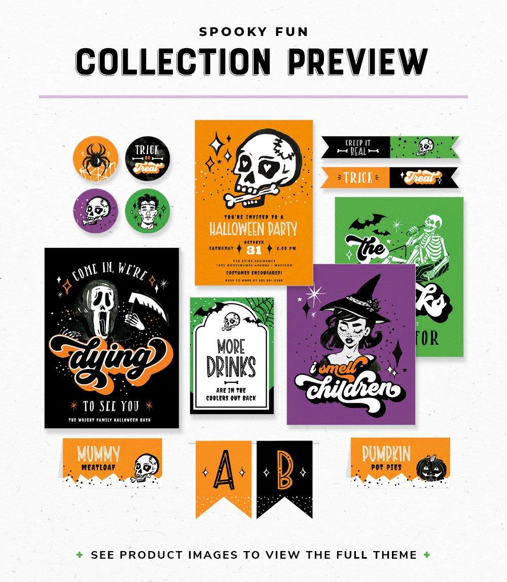 Spooky Fun Halloween Printables