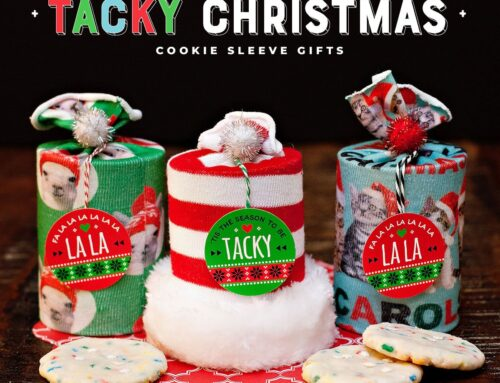Make it! Tacky Christmas Cookie Gifts