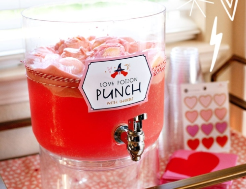 Love Potion Punch (3 Ingredients)
