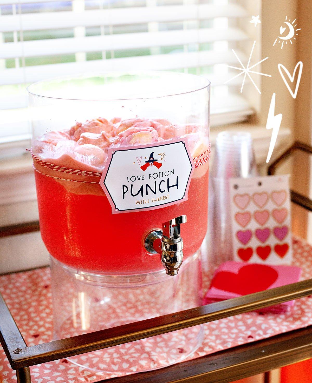 Valentine's Day Punch