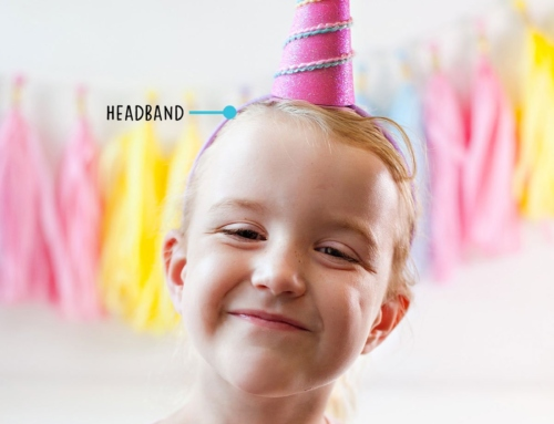 DIY Unicorn Party Headbands