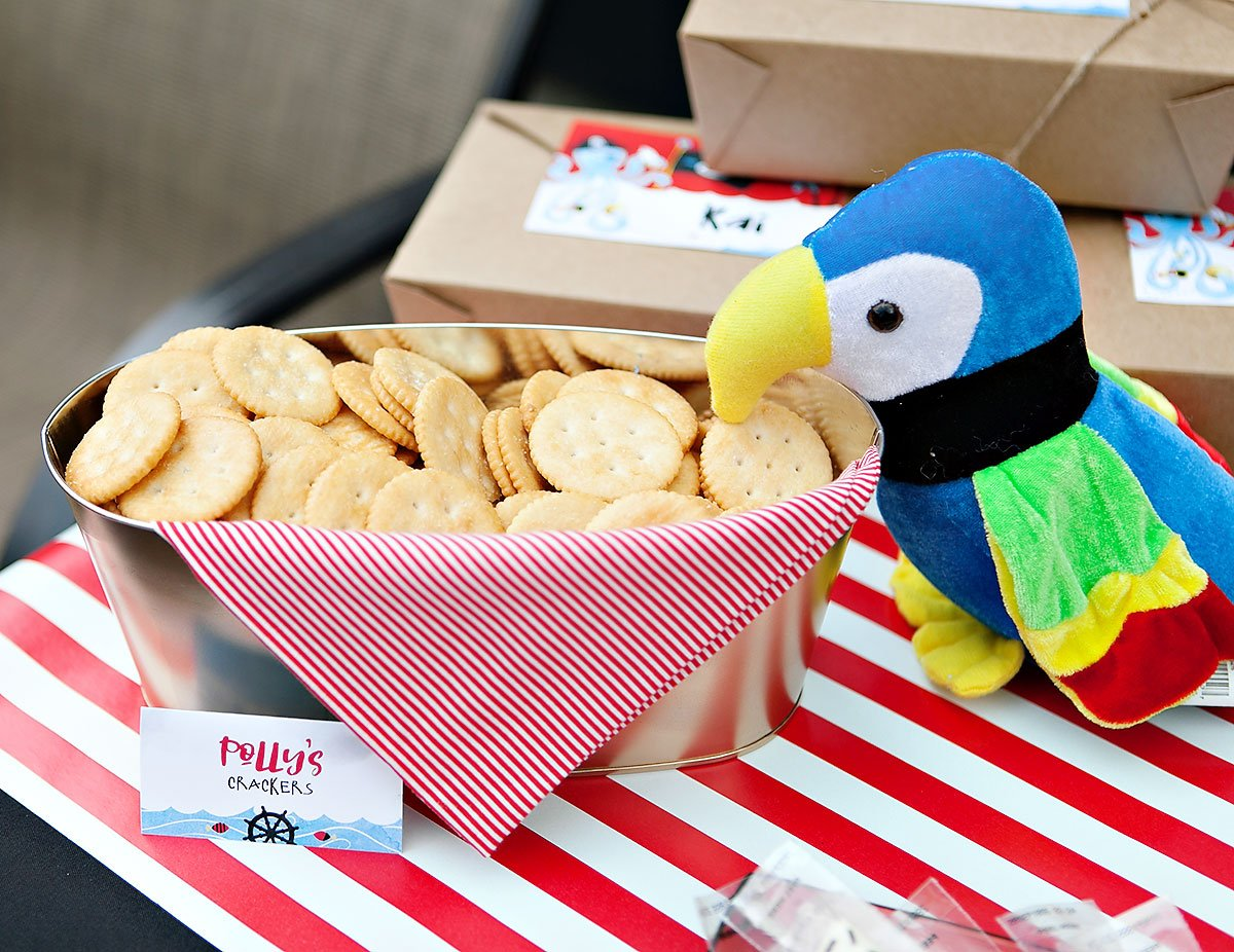 Pirate Polly's Crackers