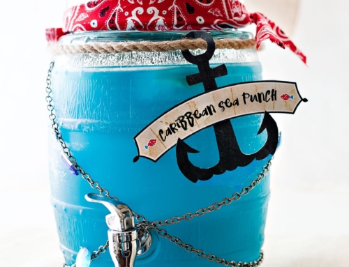 Pirate Party Caribbean Sea Punch