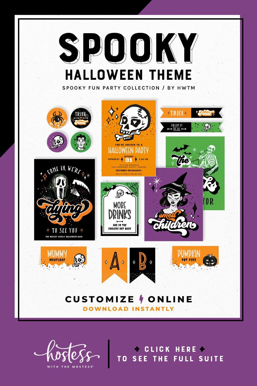 Spooky Fun Halloween Party Collection