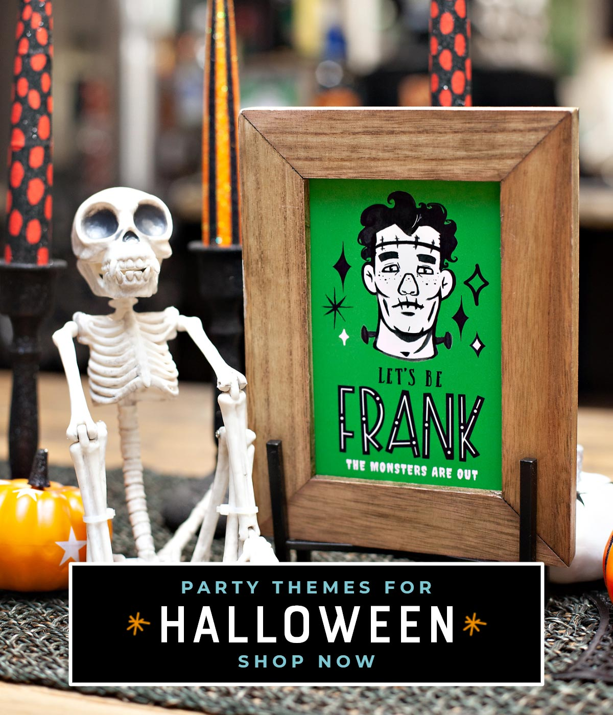 printable party themes for Halloween