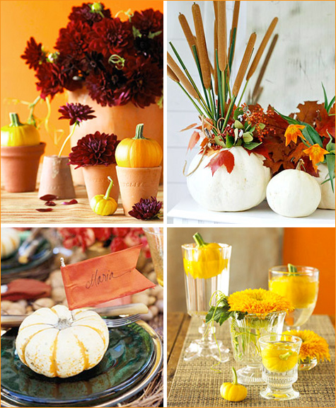 modern fall decorations