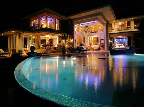 dream party house