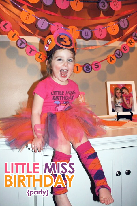 Little Miss Birthday Party