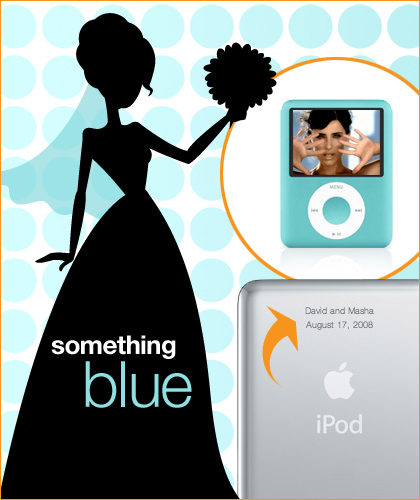 ipod wedding gift