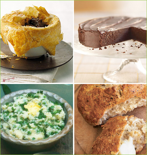 St. Patrick's Day Recipes